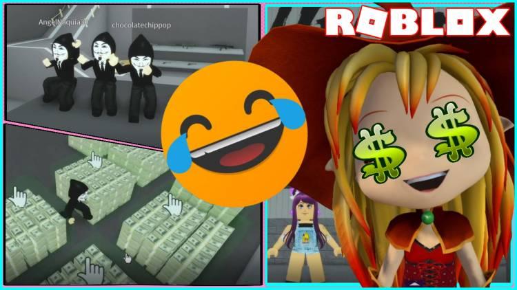 Roblox Heist Gamelog - August 14 2020