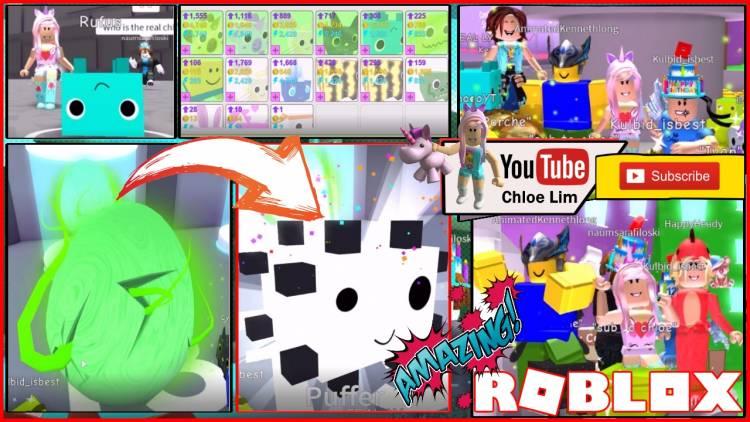 Roblox Pet Simulator Gamelog - August 29 2018