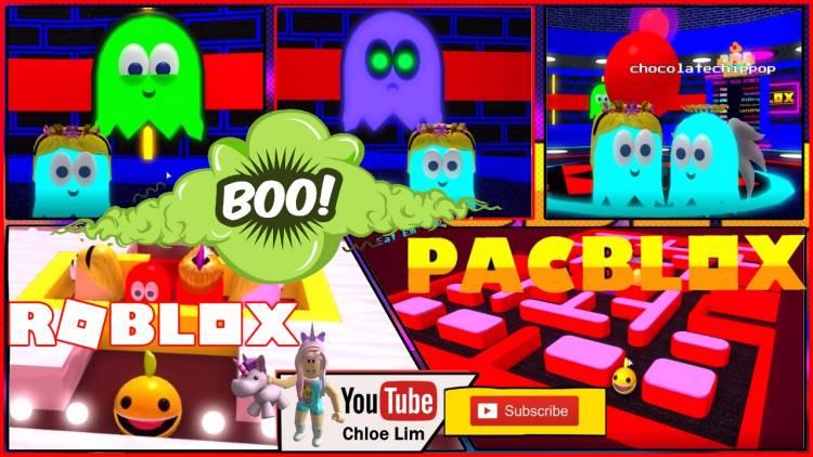 Roblox Pac-Blox Gamelog - September 14 2018