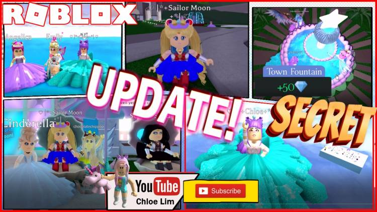 Roblox Royale High Gamelog - August 29 2018