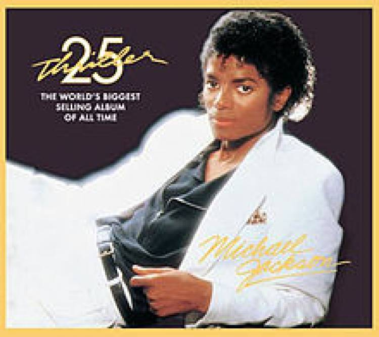 Album - Thriller 25 Super Deluxe Edition
