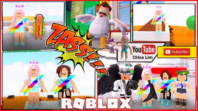 Roblox The Floor Is LAVA Gamelog - September 23 2018