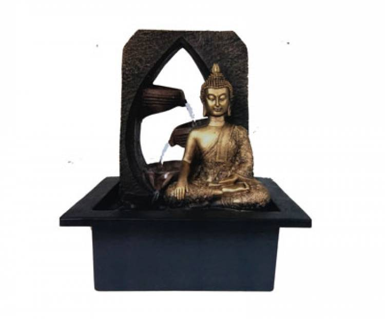 Buddha water features