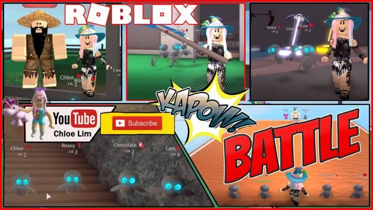 Roblox Robot Simulator Gamelog - October 18 2018