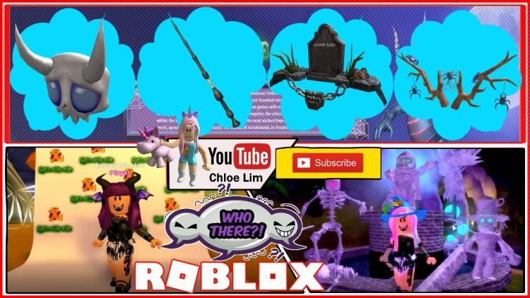 Roblox Darkenmoor Gamelog - October 20 2018
