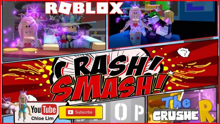 Roblox The CrusheR Gamelog - November 22 2018