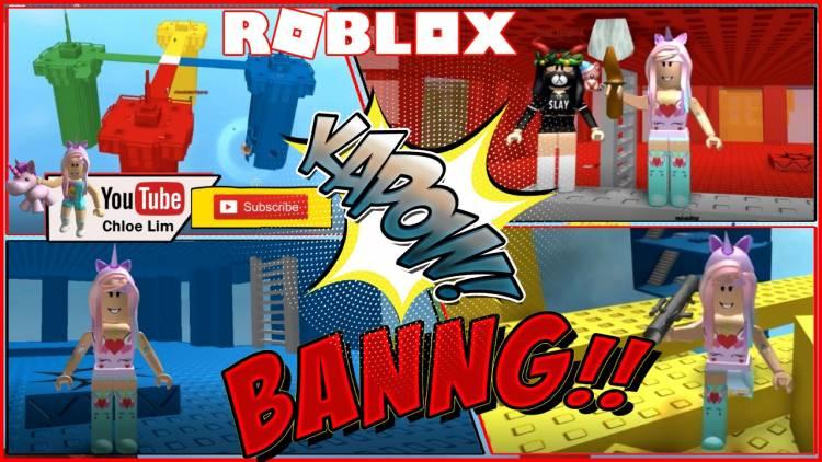 Roblox Doomspire Brickbattle Gamelog - November 25 2018