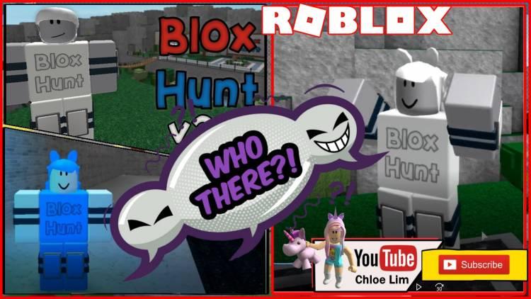 Roblox Blox Hunt Gamelog - December 7 2018