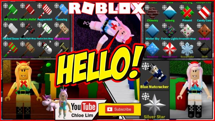 Roblox Flee the Facility Gamelog - December 27 2018