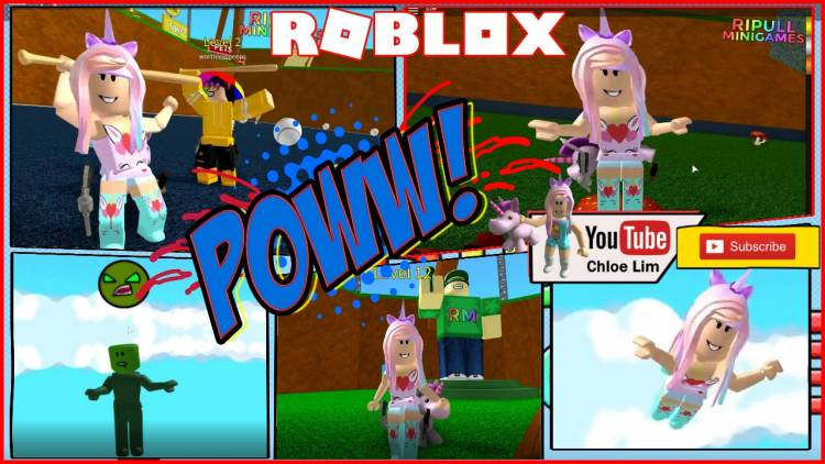 Roblox Ripull Minigames Gamelog - January 13 2019