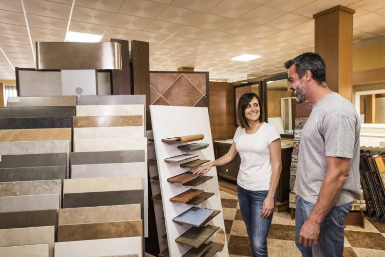 A Competitive Study between Ceramic and Porcelain Tiles