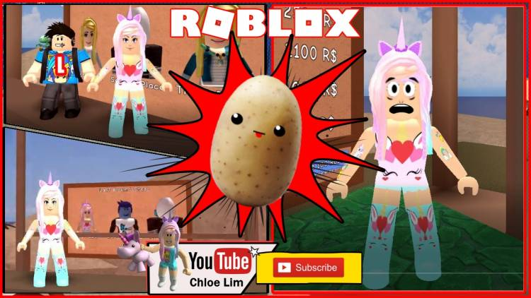 Roblox Potato Panic Gamelog - March 15 2019