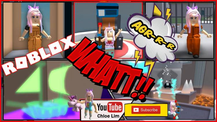 Roblox Crazy Bank Heist Obby Gamelog - March 22 2019
