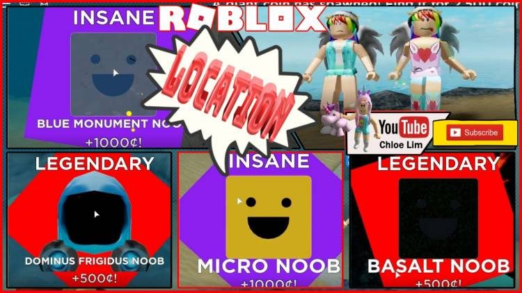 Roblox Find the Noobs 2 Gamelog - June 09 2019