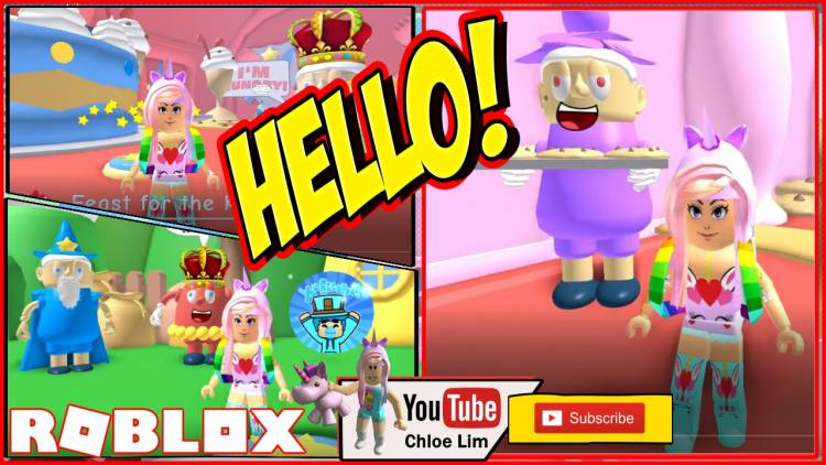 Roblox Stop King Candy Obby Gamelog - August 18 2019