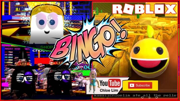 Roblox Pac-Blox Gamelog - September 13 2019