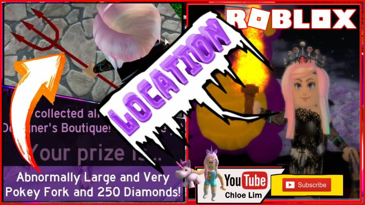 Roblox Royale High Halloween Event Gamelog - October 16 2019
