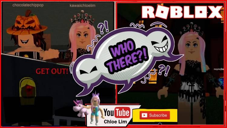 Roblox Mansion Gamelog - October 23 2019