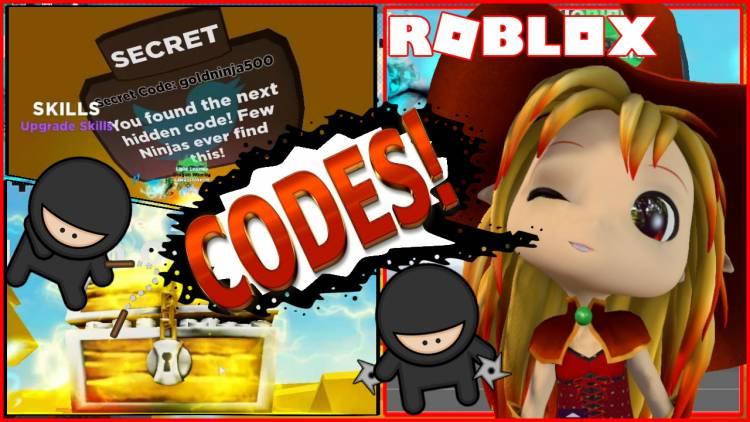 Roblox Ninja Legends Gamelog - January 20 2020