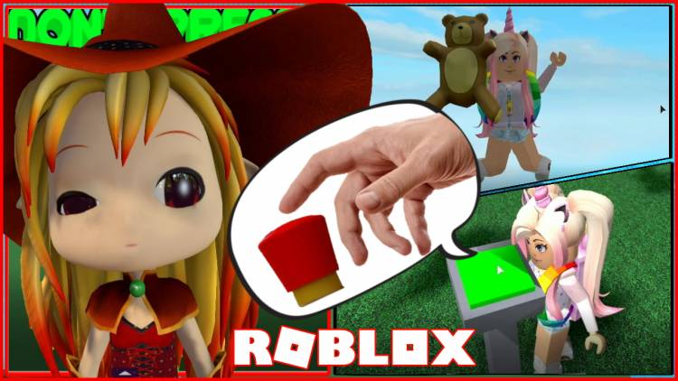 Roblox Don't Press The Button Gamelog - January 29 2020