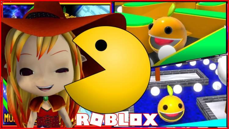 Roblox Pac-Blox Gamelog - February 05 2020