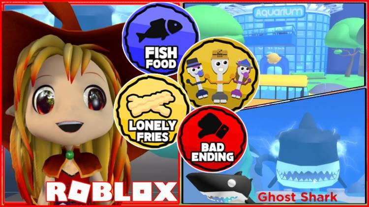 Roblox Aquarium Story Gamelog - February 25 2020