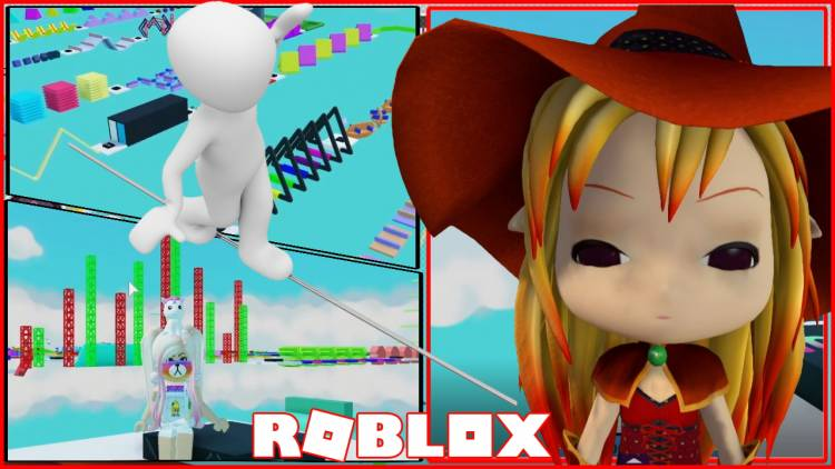 Roblox Mega Fun Obby Gamelog - February 26 2020