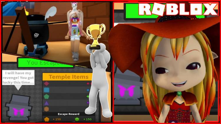 Roblox Temple Thieves Gamelog - February 28 2020