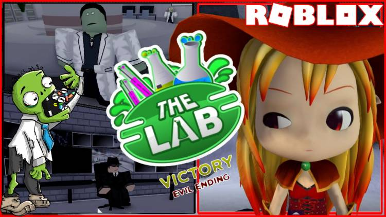 Roblox The Lab Gamelog - March 05 2020