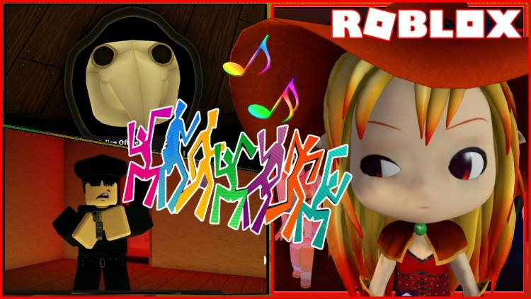 Roblox Party Story Gamelog - March 27 2020