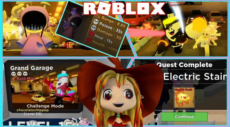 Roblox Tower Heroes Gamelog - August 05 2020