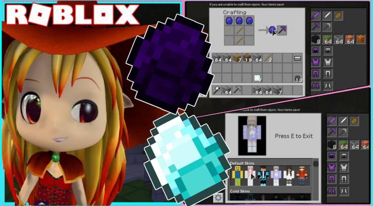 Roblox Minercraft Gamelog - September 18 2020