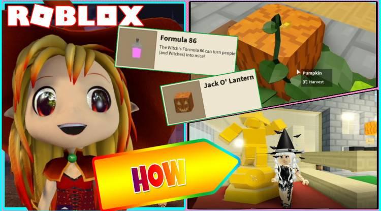 Roblox Islands Gamelog - October 18 2020