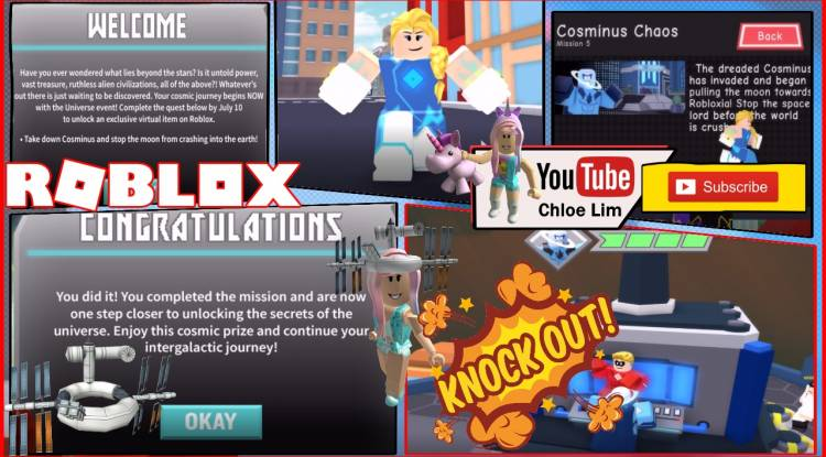 Roblox Heroes of Robloxia Gamelog - June 30 2018