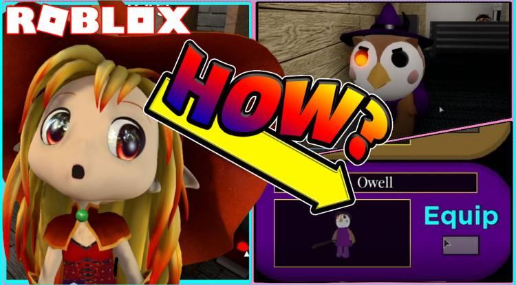 Roblox Piggy Gamelog - October 28 2020