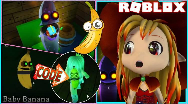 Roblox Banana Eats Gamelog - November 11 2020