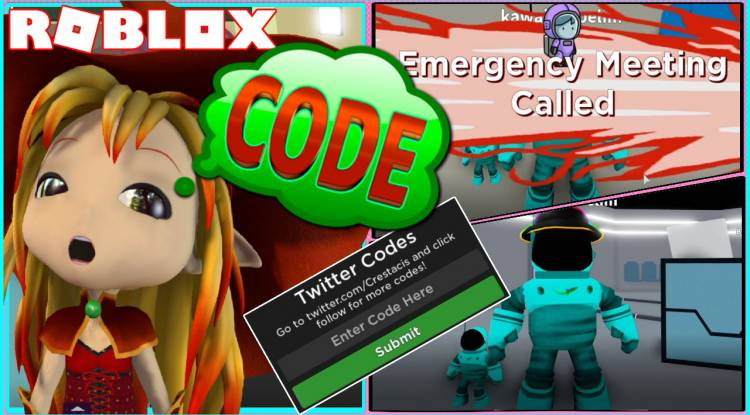 Roblox Amongst Us Gamelog - November 16 2020