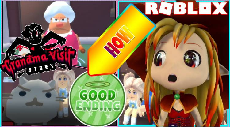Roblox Grandma Visit Story Gamelog - January 05 2021