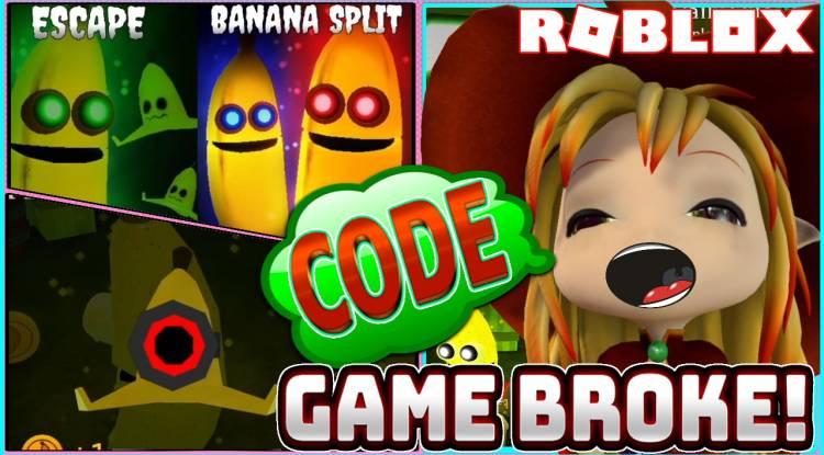 Roblox Banana Eats Gamelog - January 08 2021