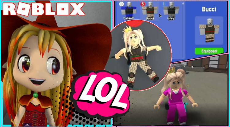 Roblox Prison Tag Gamelog - January 09 2021