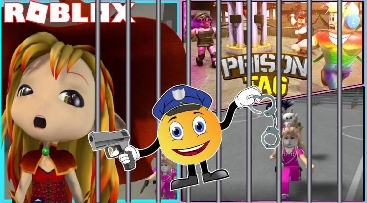 Roblox Prison Tag Gamelog - March 31 2021