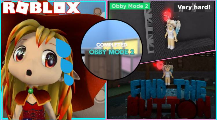 Roblox Find The Button V2 Gamelog - May 16 2021