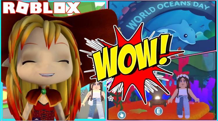 Roblox Adopt Me Gamelog - June 10 2021