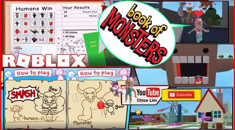 Roblox Book of Monsters Gamelog - July 29 2018