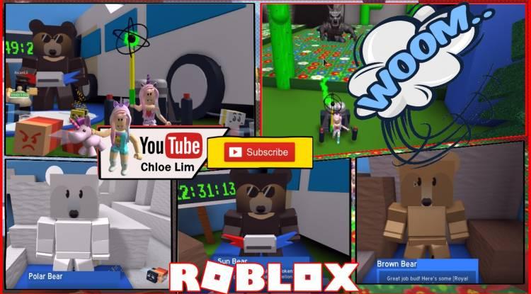 Roblox Bee Swarm Simulator Gamelog - May 5 2018