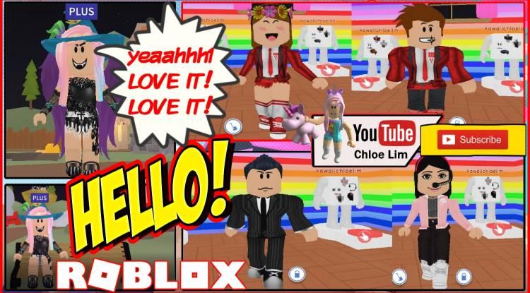 Roblox MeepCity Gamelog - October 16 2018