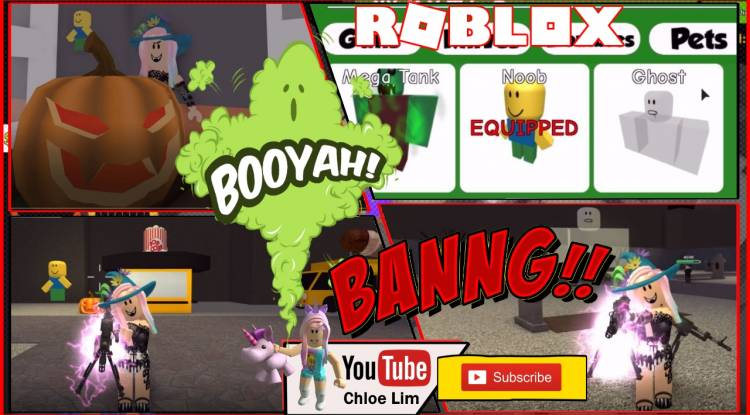 Roblox Zombie Attack Gamelog - October 18 2018