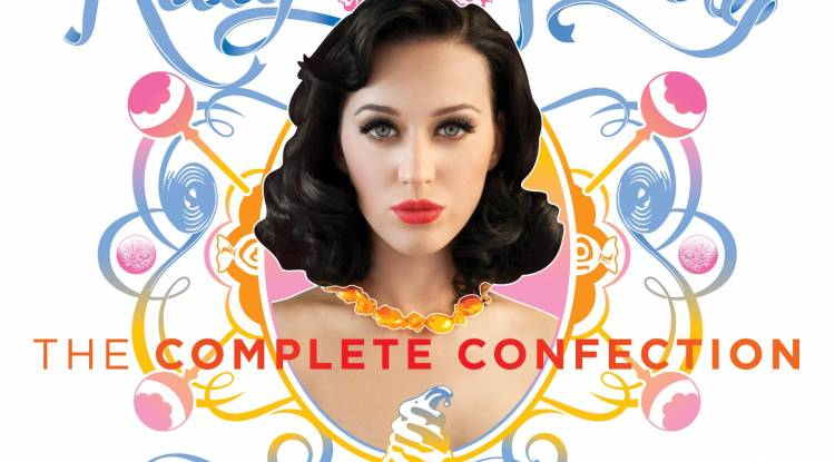 Album - Teenage Dream: The Complete Confection