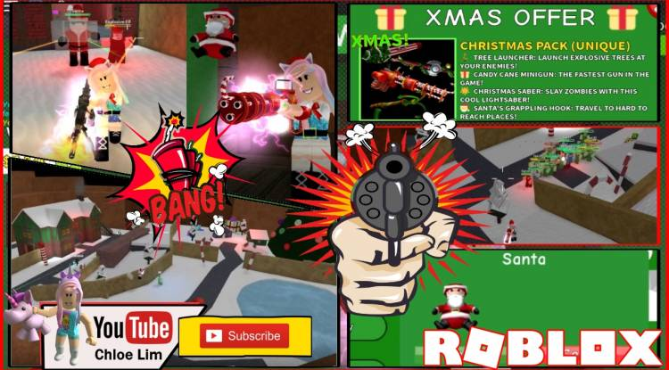 Roblox Zombie Attack Gamelog - December 19 2018