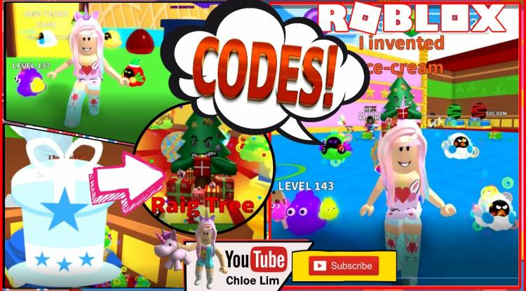 Roblox Ice Cream Simulator Gamelog - January 2 2019